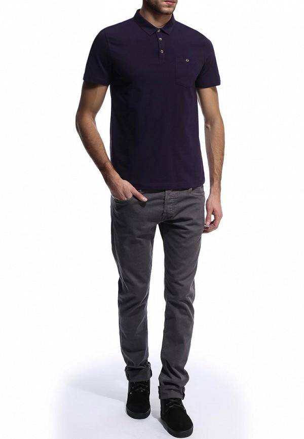 Мужские поло Burton Menswear London 45V06FGRN: изображение 4