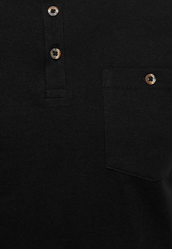 Мужские поло Burton Menswear London 45V11EBLK: изображение 2