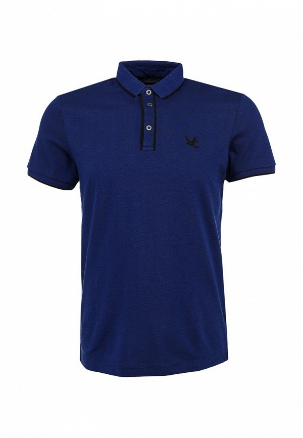 Мужские поло Burton Menswear London 45V15EBLU: изображение 1