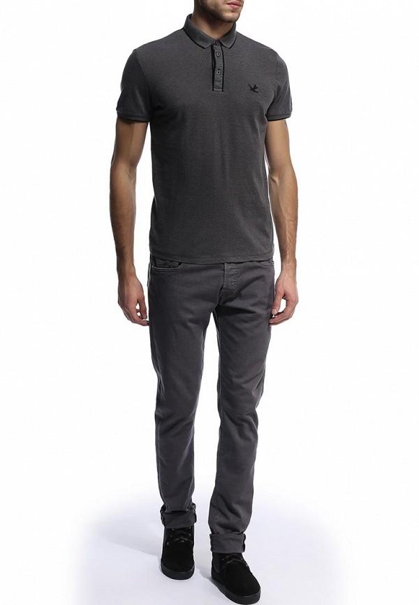 Мужские поло Burton Menswear London 45V15EGRY: изображение 3