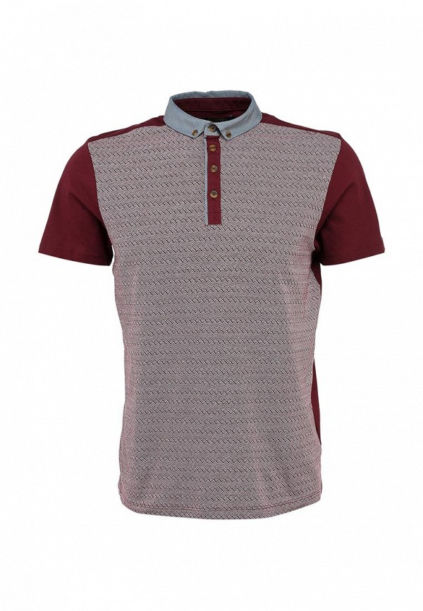 Мужские поло Burton Menswear London 45W06FRED: изображение 1