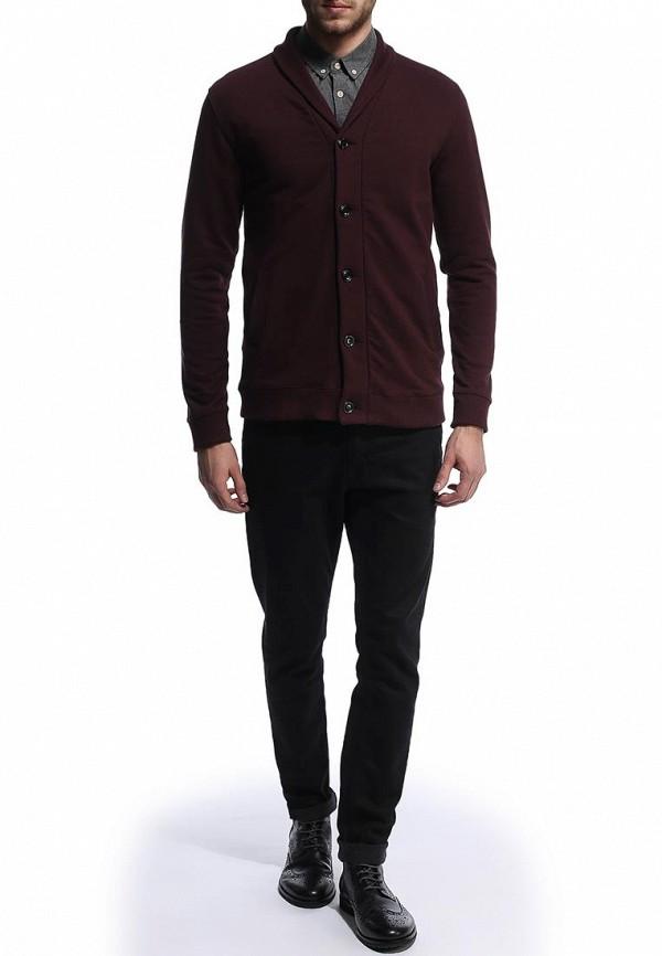 Кардиган Burton Menswear London 46G00FRED: изображение 4