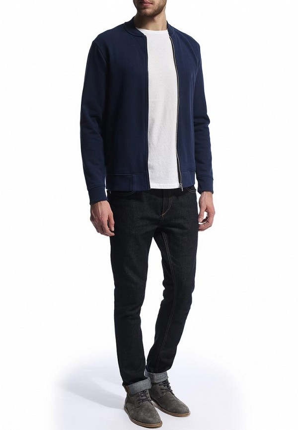 Олимпийка Burton Menswear London 46G02FBLU: изображение 3