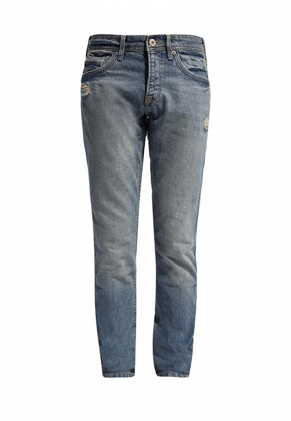 Зауженные джинсы Burton Menswear London 12A02FBLU: изображение 1