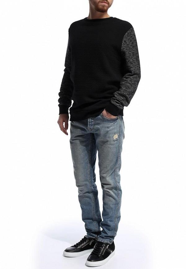 Зауженные джинсы Burton Menswear London 12A02FBLU: изображение 2