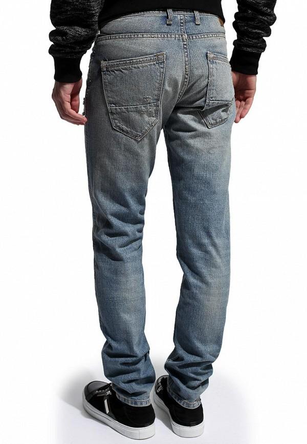 Зауженные джинсы Burton Menswear London 12A02FBLU: изображение 3