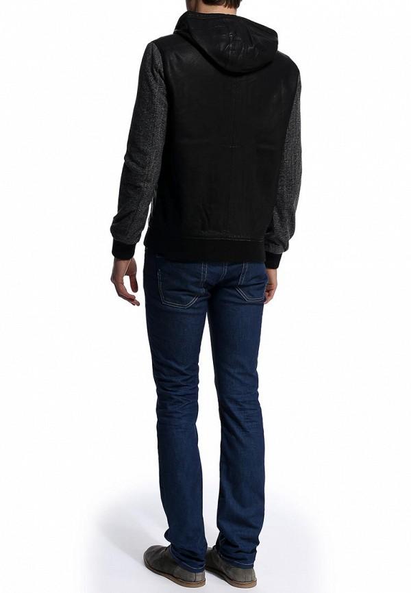 Кожаная куртка Burton Menswear London 06M01FBLK: изображение 3