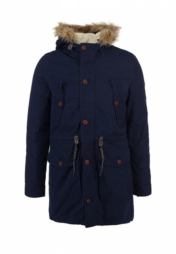 Утепленная куртка Burton Menswear London 06P04FBLU: изображение 1