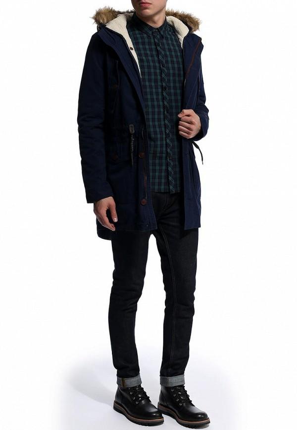 Утепленная куртка Burton Menswear London 06P04FBLU: изображение 3