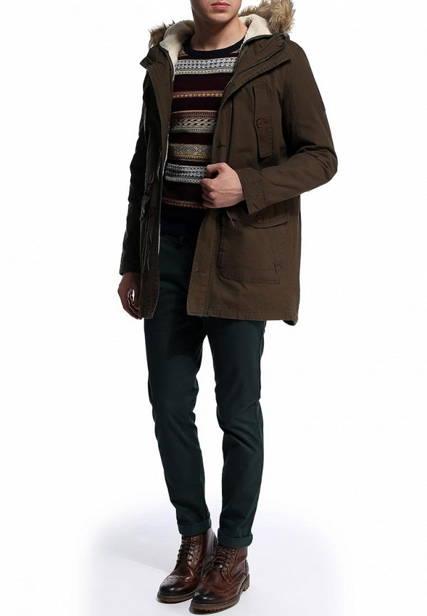 Утепленная куртка Burton Menswear London 06P04FKHK: изображение 3