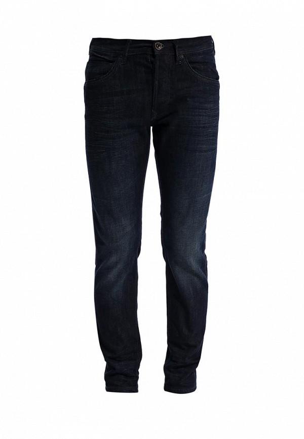 Мужские прямые джинсы Burton Menswear London 12A08FBLU: изображение 1