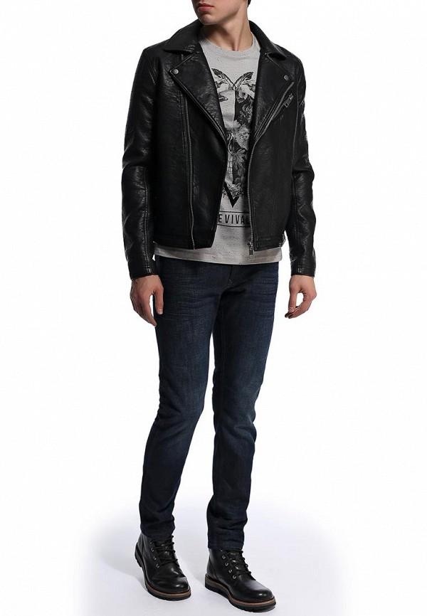 Мужские прямые джинсы Burton Menswear London 12A08FBLU: изображение 2