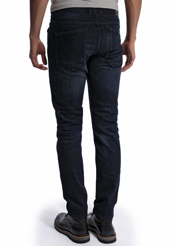 Мужские прямые джинсы Burton Menswear London 12A08FBLU: изображение 3