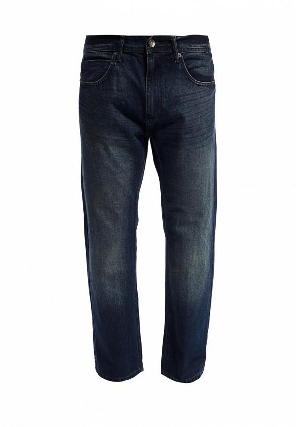 Мужские широкие и расклешенные джинсы Burton Menswear London 12R01FBLU: изображение 1