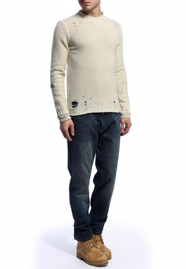 Мужские широкие и расклешенные джинсы Burton Menswear London 12R01FBLU: изображение 2