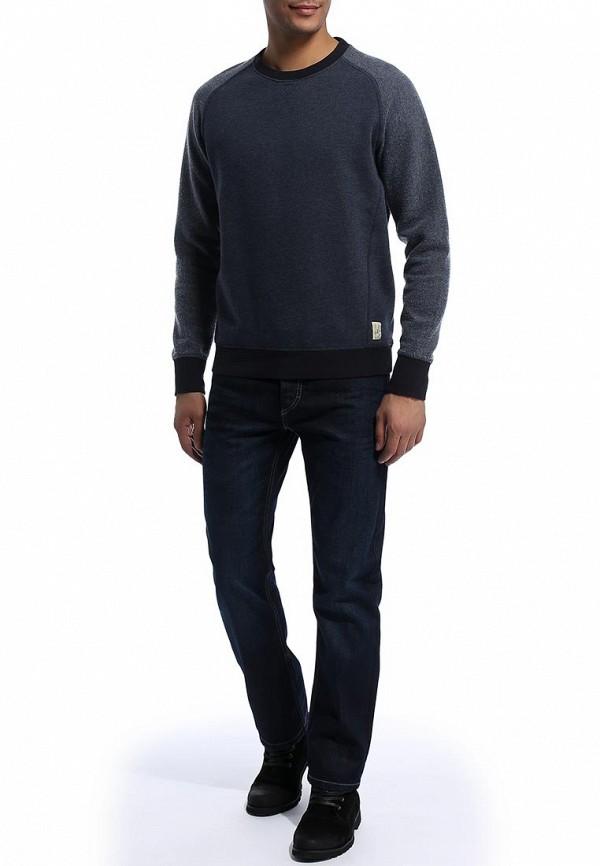 Мужские прямые джинсы Burton Menswear London 12T01FBLU: изображение 3