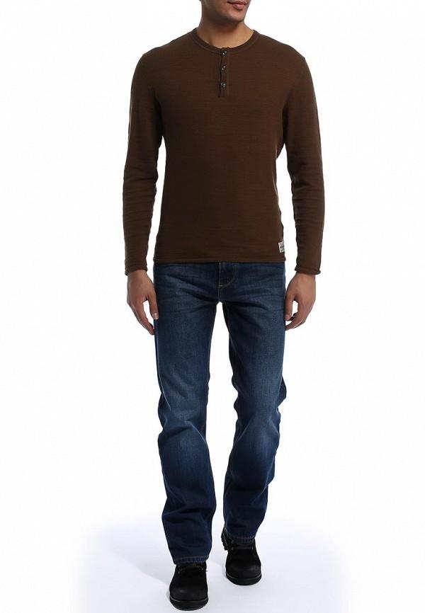 Мужские прямые джинсы Burton Menswear London 12T05FBLU: изображение 2