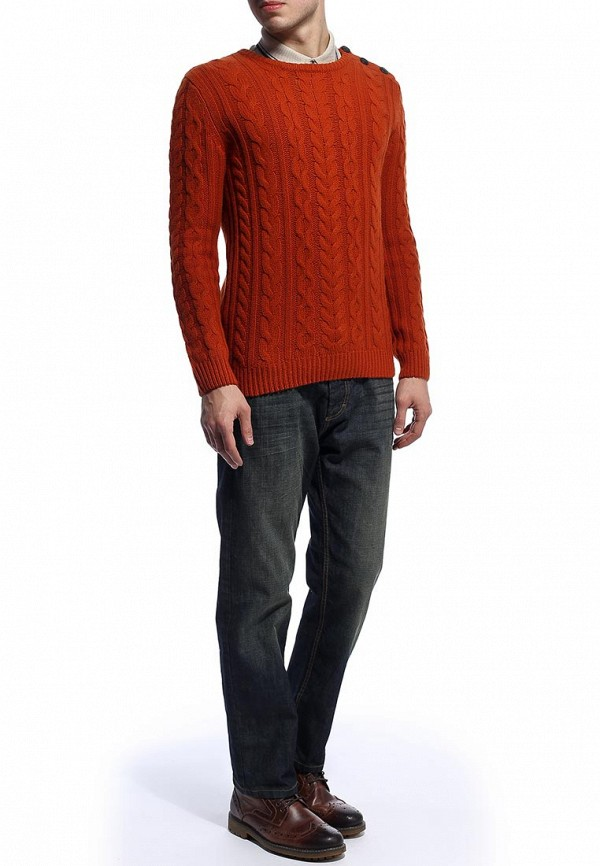 Мужские прямые джинсы Burton Menswear London 12T10FBLU: изображение 2