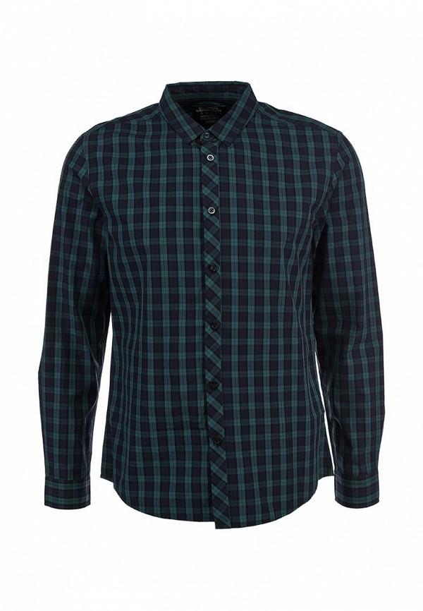 Рубашка с длинным рукавом Burton Menswear London 22B01FGRN: изображение 1