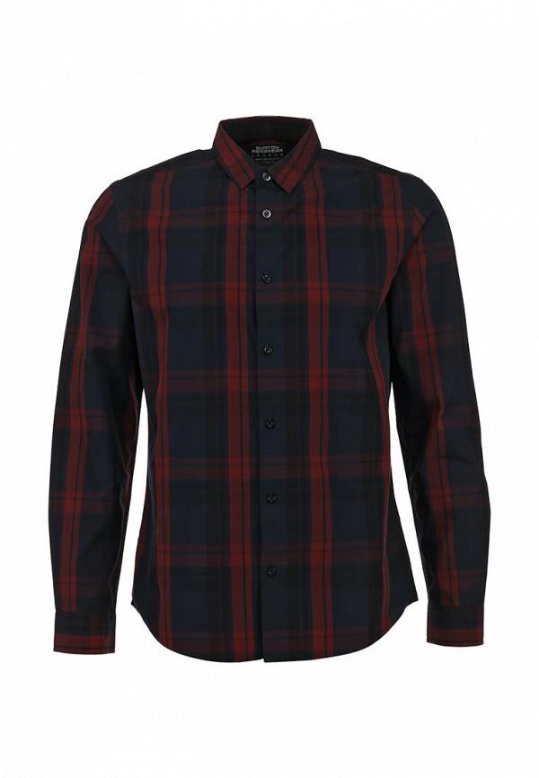 Рубашка с длинным рукавом Burton Menswear London 22B01FRED: изображение 1