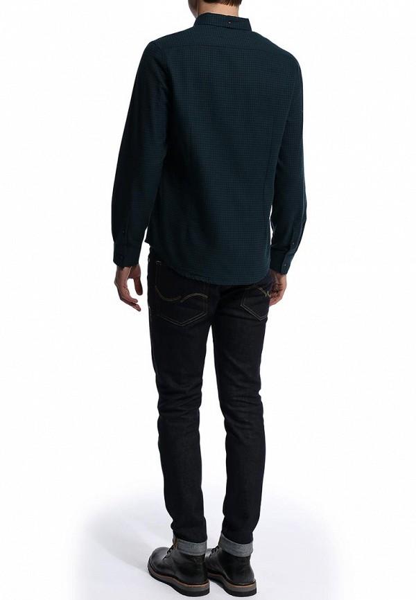 Рубашка с длинным рукавом Burton Menswear London 22G01FGRN: изображение 4