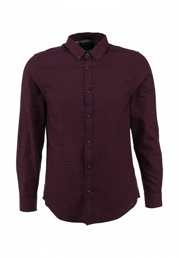 Рубашка с длинным рукавом Burton Menswear London 22G01FRED: изображение 1
