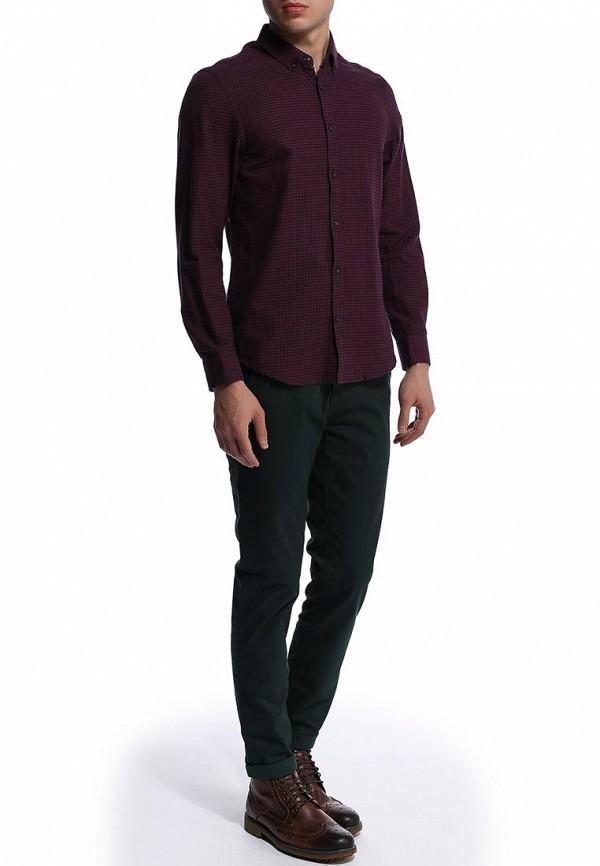 Рубашка с длинным рукавом Burton Menswear London 22G01FRED: изображение 2