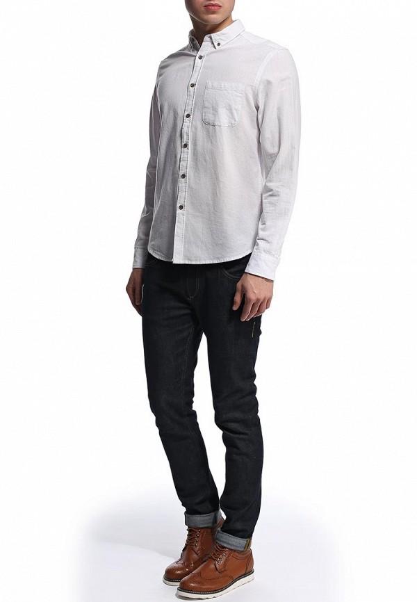 Рубашка с длинным рукавом Burton Menswear London 22O03FWHT: изображение 2