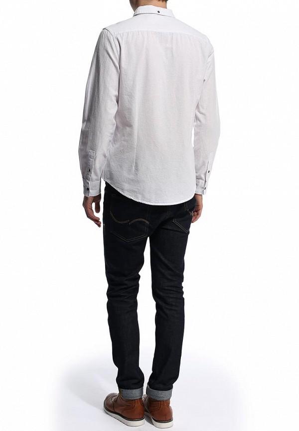 Рубашка с длинным рукавом Burton Menswear London 22O03FWHT: изображение 3