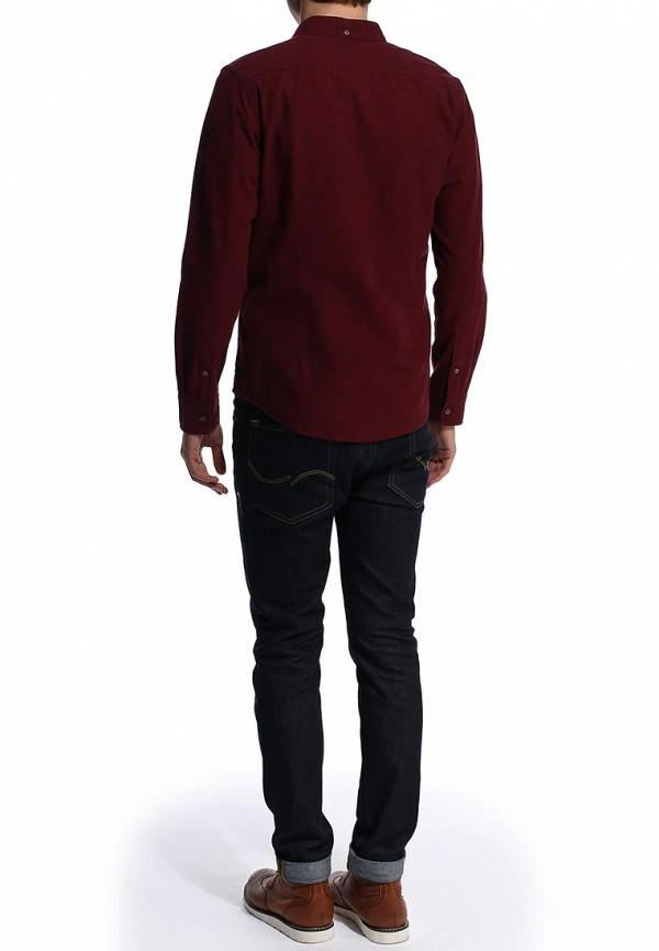 Рубашка с длинным рукавом Burton Menswear London 22O04FRED: изображение 4