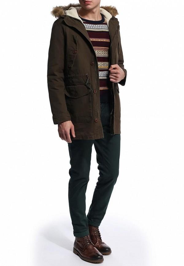 Мужские прямые джинсы Burton Menswear London 23C05FGRN: изображение 2