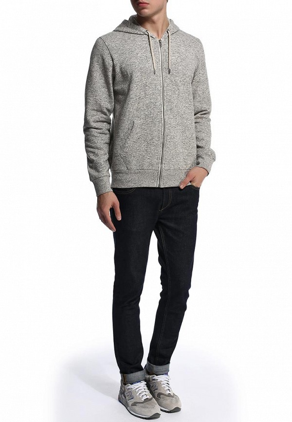 Толстовка Burton Menswear London 46B01FGRY: изображение 2