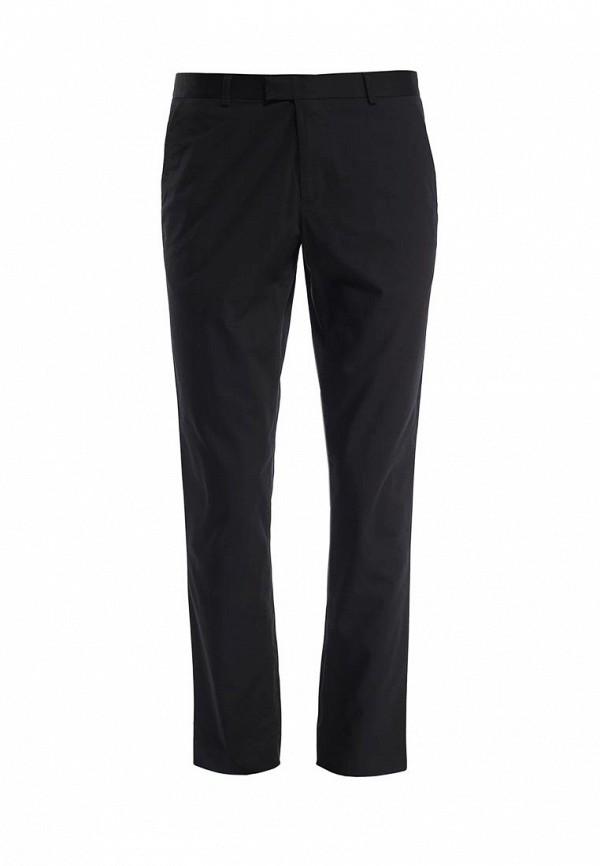 Мужские повседневные брюки Burton Menswear London 05K02FBLK: изображение 1