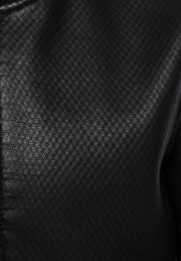 Кожаная куртка Burton Menswear London 06L02GBLK: изображение 3