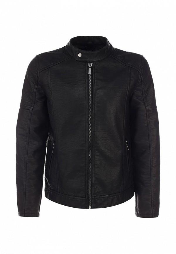 Кожаная куртка Burton Menswear London 06L03GBLK: изображение 2