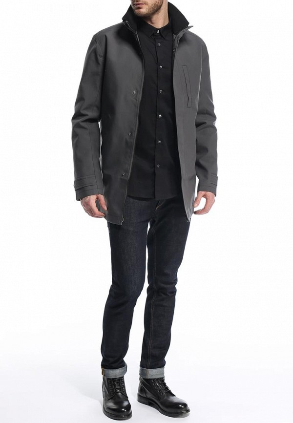 Мужские пальто Burton Menswear London 06M07GGRY: изображение 4