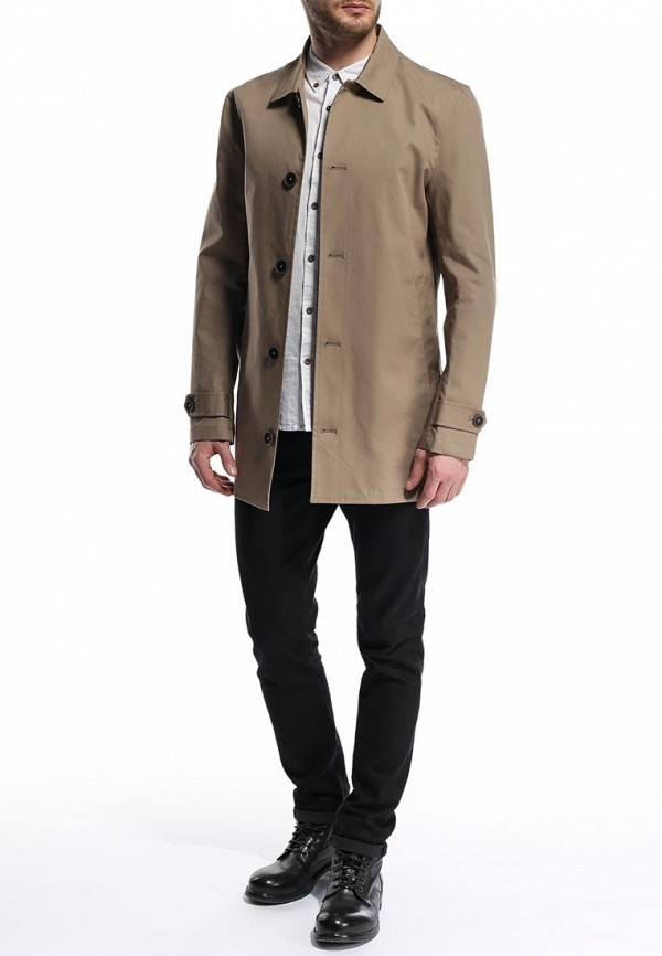 Мужские пальто Burton Menswear London 06M10GNAT: изображение 4