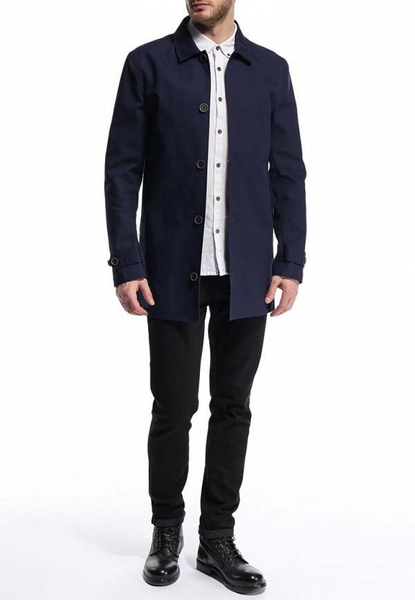 Мужские пальто Burton Menswear London 06M12GNVY: изображение 4