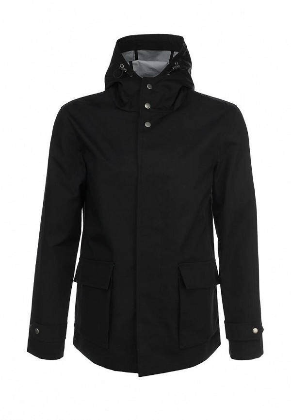 Мужские пальто Burton Menswear London 06M13GBLK: изображение 1