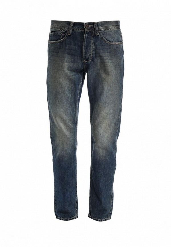 Зауженные джинсы Burton Menswear London 12A09FBLU: изображение 6