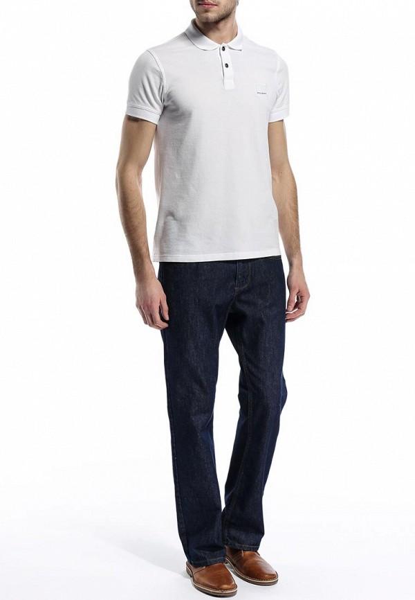 Мужские прямые джинсы Burton Menswear London 12B02GBLU: изображение 3