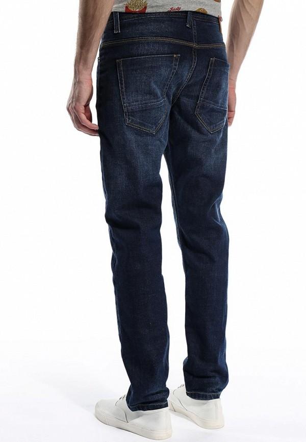 Мужские прямые джинсы Burton Menswear London 12P01FBLU: изображение 4
