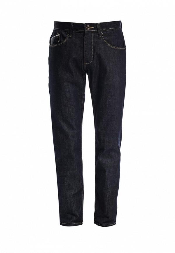Мужские прямые джинсы Burton Menswear London 12P03FBLU: изображение 1