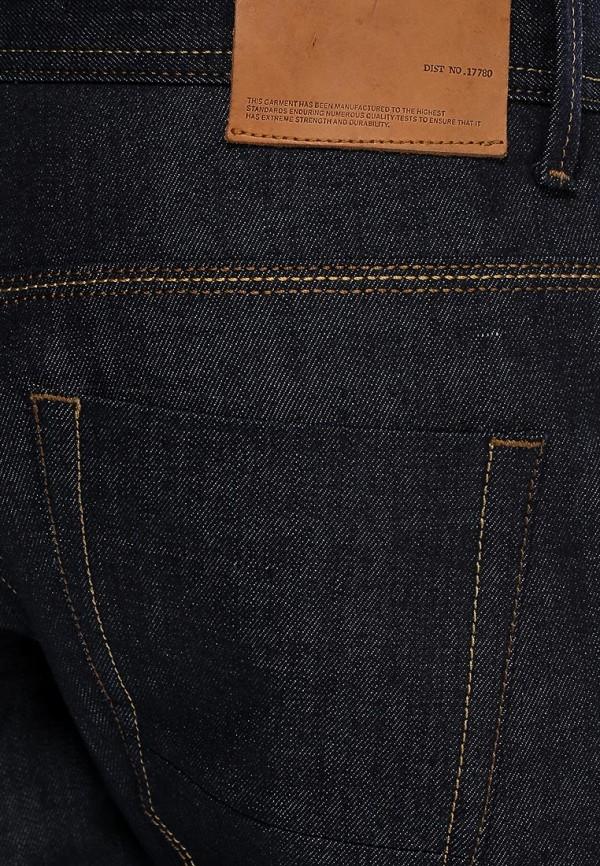 Мужские прямые джинсы Burton Menswear London 12P03FBLU: изображение 2