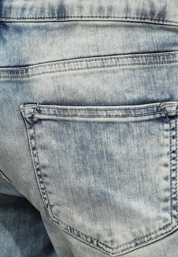 Зауженные джинсы Burton Menswear London 12S03FBLU: изображение 2