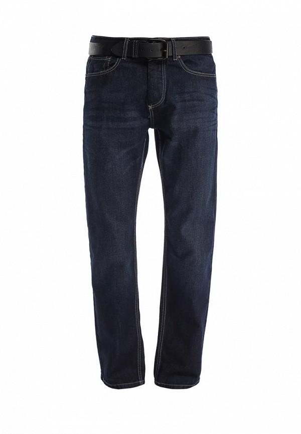 Мужские прямые джинсы Burton Menswear London 12T01FBLU: изображение 5