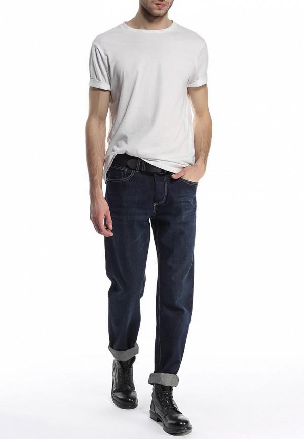 Мужские прямые джинсы Burton Menswear London 12T01FBLU: изображение 7
