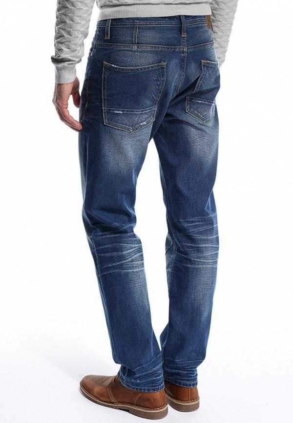 Мужские прямые джинсы Burton Menswear London 12T04FBLU: изображение 4