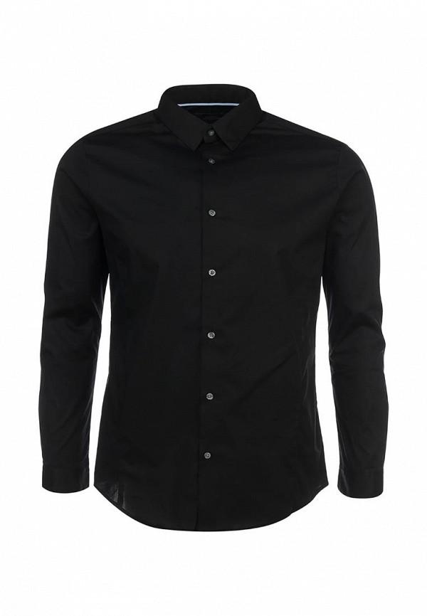 Рубашка с длинным рукавом Burton Menswear London 19B01GBLK: изображение 1