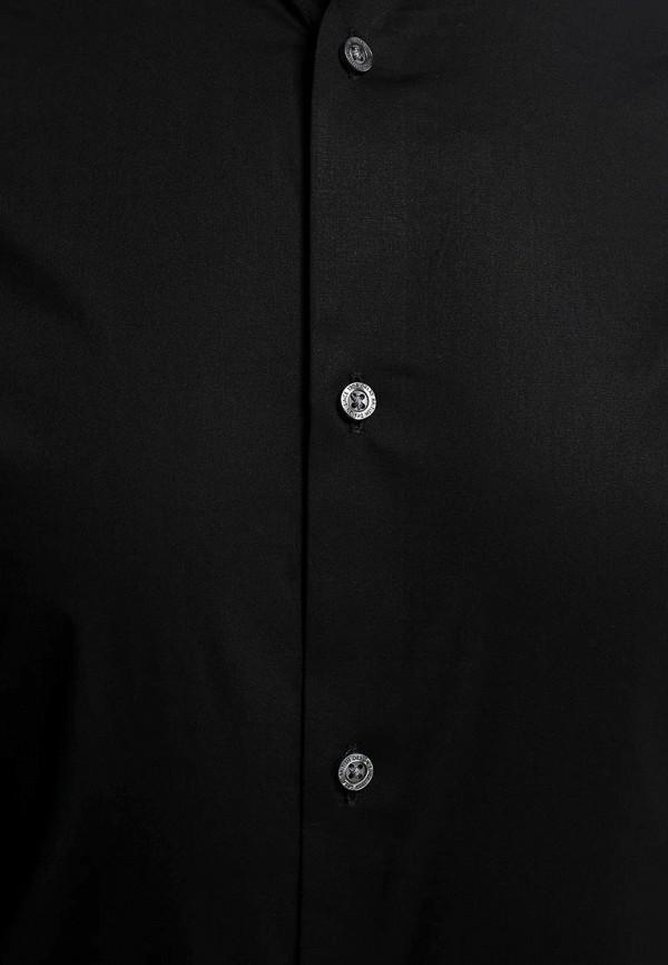 Рубашка с длинным рукавом Burton Menswear London 19B01GBLK: изображение 3